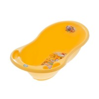 Ванночка Safari с термодатчиком SF-005-124 Yellow 102 см, Tega Baby